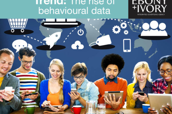 The Rise Of Behavioral Data