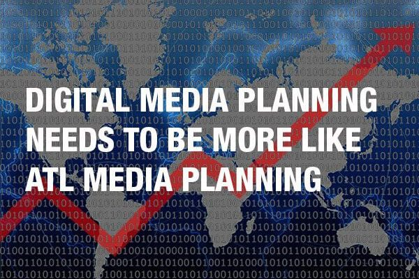 Digital Media To Be More Like Atl Planning