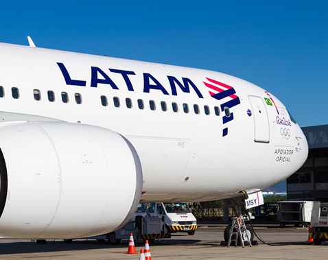 "LATAM Airlines ""Fly Direct"" Radio"